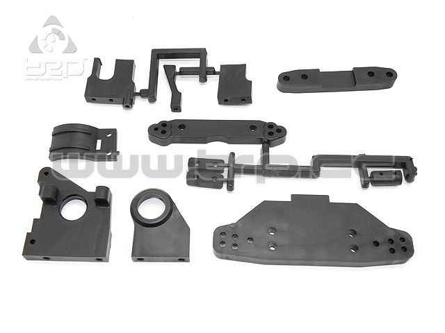 Kyosho Turbo Burns Sus holder set