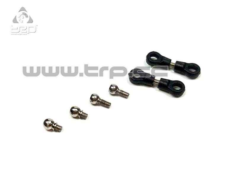 Atomic BZ17 tirantes regulables traseros camber (2 set)