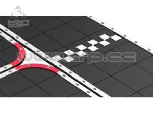 RCP Tracks 3PZS 50cm Linea de meta
