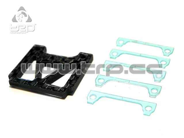Mini-Z Frontal en carbono para F430GT (necesita adapt