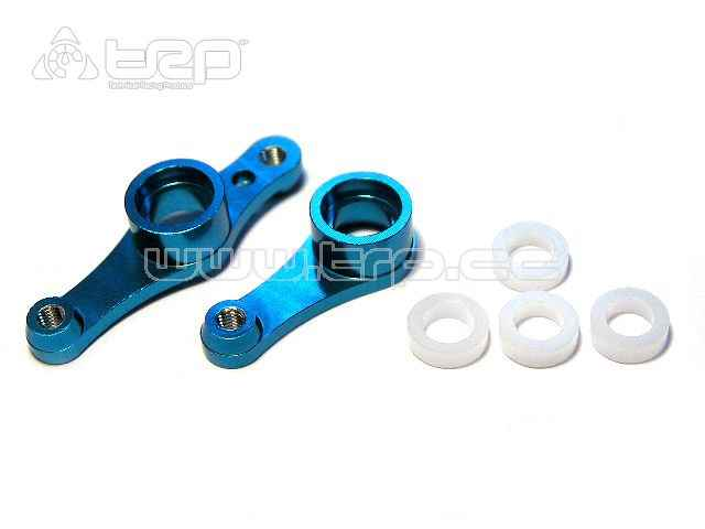 GPM Alloy Steering components for TAMIYA DB-01 (2 Pieces)
