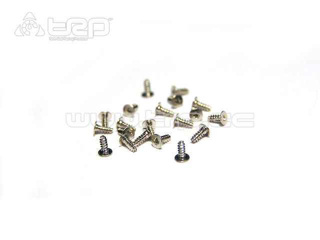 Kyosho dNaNo Screws Set (M1 x 2,5) 20 pieces