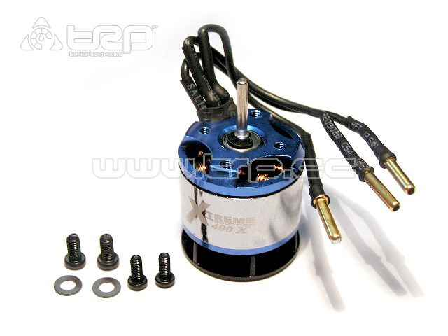 Honey Bee King 2 - Motor 400X Brushless (para king 2)