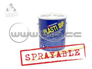 Plastidip Efecto Acabado Brillo (3Kg/3.78L) Ready Spray