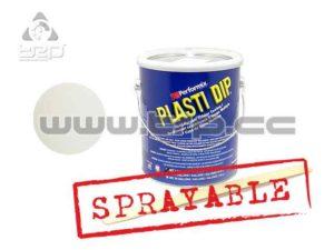 Plastidip Efecto Acabado Brillo Perlado (3Kg/3.78L) Ready Spray