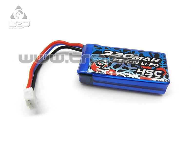GLA Battery 2S 330mAh LiPo for GLA 1:28