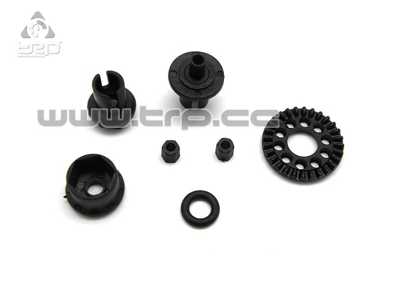 FRP Ball Diff small parts set