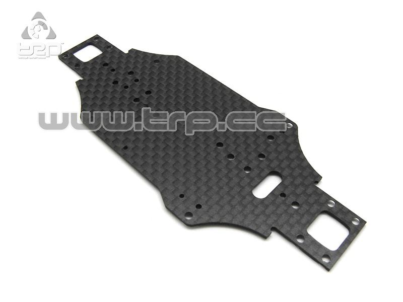 GLA carbon main chassis set