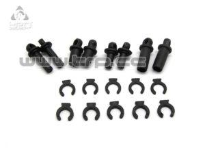GL Racing Set de amortiguadores de suspensión en FRP