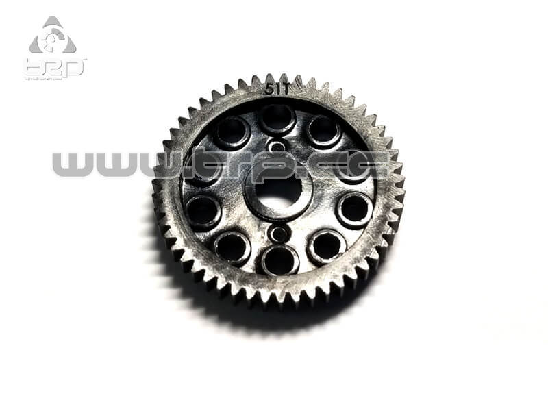 GLR Pitch64 Long Life Spur Gear 51T
