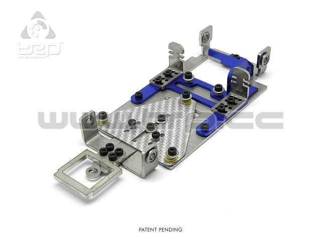 Slot GrupoZ TRPscale Chasis V3 Kit Level 1 (V3L1) Azul