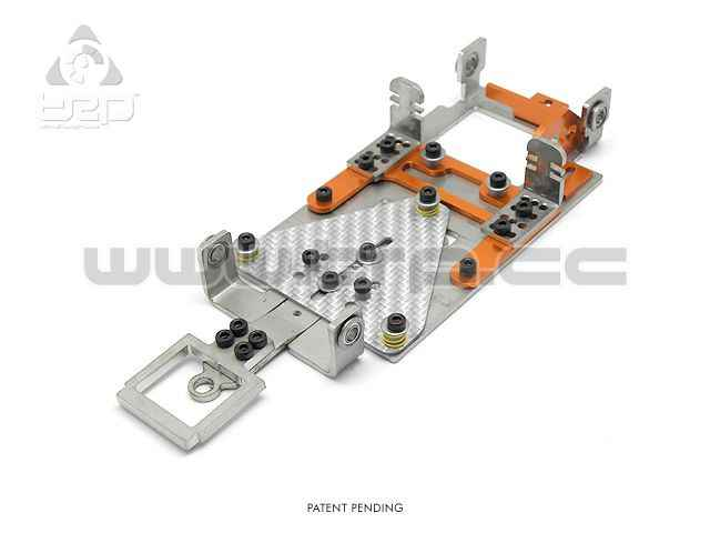 Slot GrupoZ TRPscale Chasis V3 Kit Level 1 (V3L1) Nja