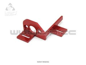 Slot GrupoZ TRPscale Bancada Motor Aluminio Rojo