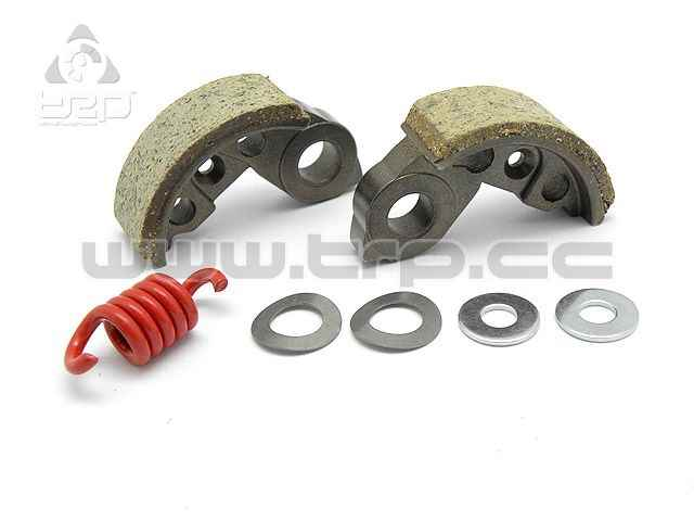 HPI Baja 5b High Response Clutch Shoe/Spring Set (8000RPM)