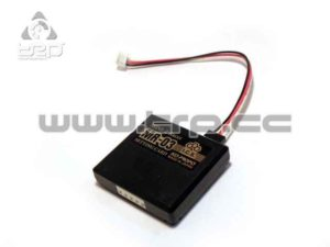 KO Propo Mini-Z MR03 Setting Card