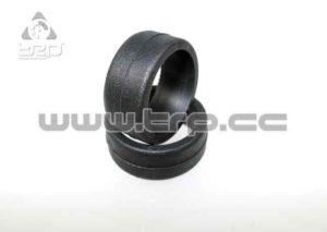 Neumático MiniZ Delantero Slick KS SOFT para pistas RCPTracks