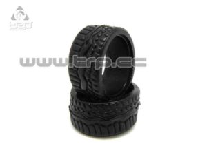 Neumático MiniZ Trasero Radial KS SOFT para pistas RCPTracks