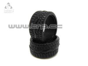 Neumático MiniZ Trasero Radial KS MEDIUM para pistas RCPTracks