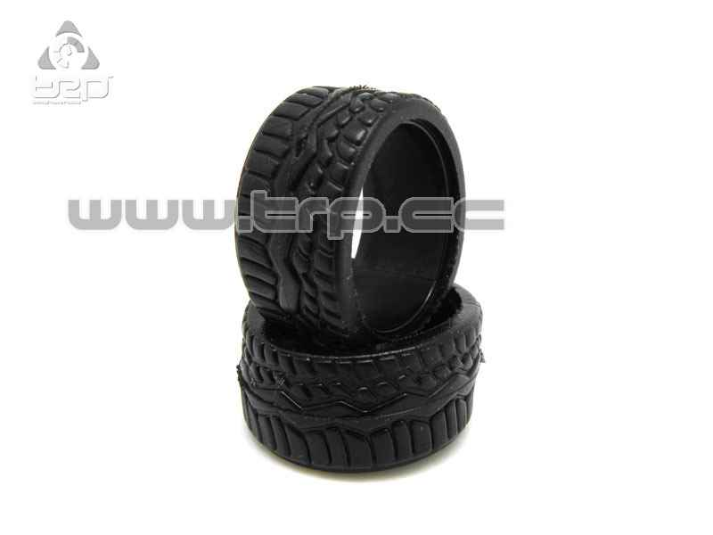PN Racing Mini-Z KS Compound RCP Type-F Rear Tire MEDIUM (2pcs)