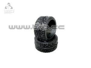 Neumáticos MiniZ Compuesto M de PN Racing Trasero S.SOFT