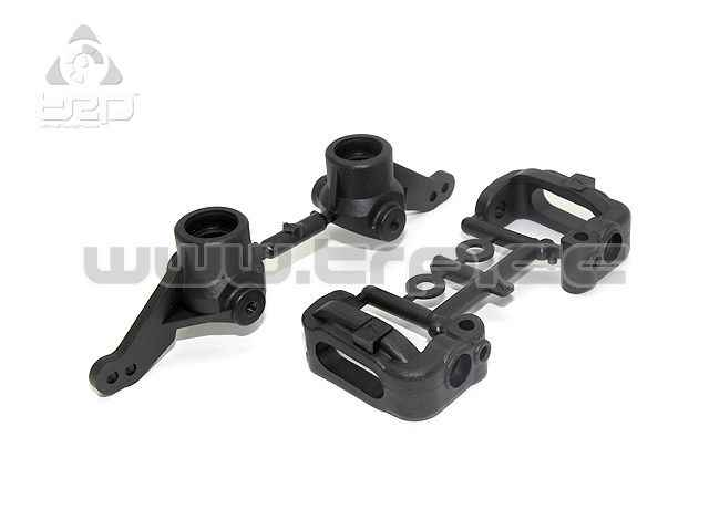 Kyosho Lazer ZX5 Knuckle & Hub Carrier(10º)