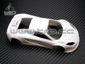 Kyosho MiniZ Cristal Lexan para McLaren12C GT3 2013