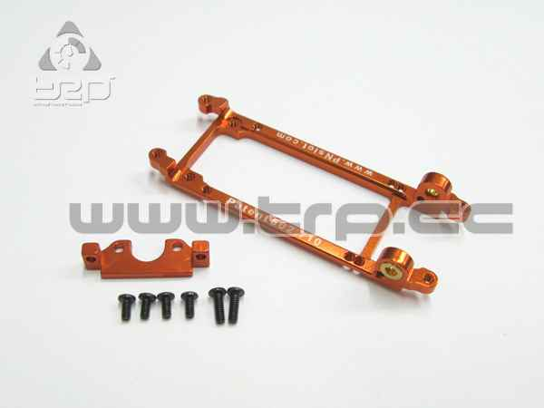 PN Slot Universal Slot Motor Mount V1 (Orange)()