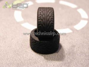 Kyosho MiniZ Neumático 8 GR TRASEROS RADIAL DIAMANTE