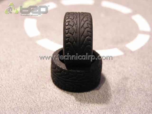 Rear Wide Radial Tires 8gr