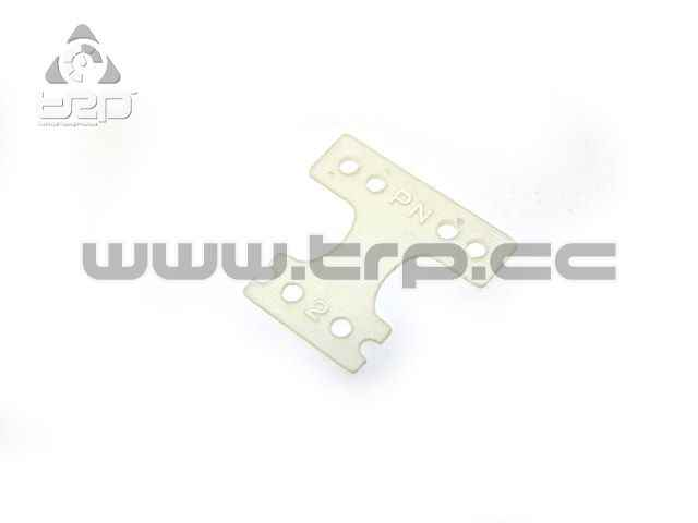 Placa de fibra dureza 2 para Kyosho Mini-Z MR02 MM