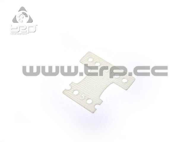 Placa de fibra dureza 5 para Kysoho Mini-Z MR02 MM