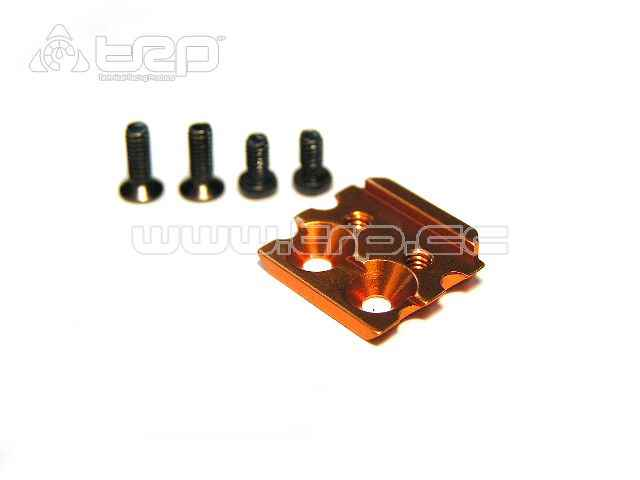 PN MR015/MR02 High Clamp Force T-Bar Mount (Orange)
