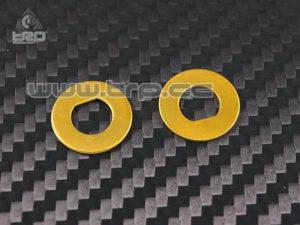 Pistas de diferencial v4 0.8mm Titanium Coating PN Racing