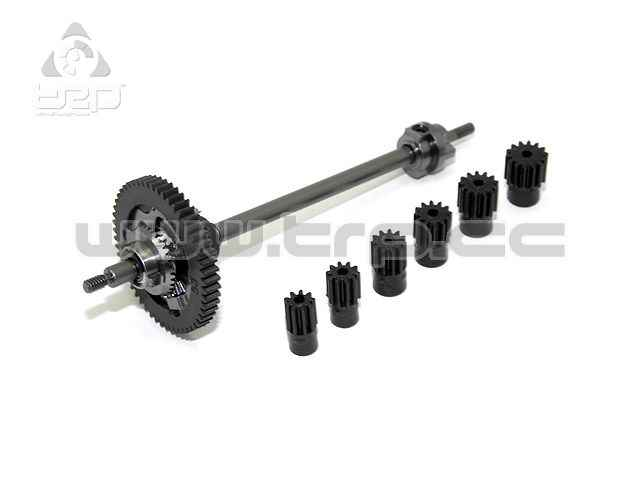 Kyosho MiniZ Diff. LM ajustable Engranaje Pitch 64