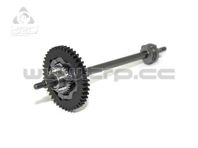 Kyosho MiniZ einstellbares Kegel-Differential Pitch 48
