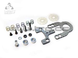 Suspension de Disco ML SSG (94mm & 98mm) Plata para MiniZ