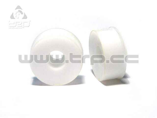 Llantas F+2 MiniZ MR02 20mm CNC Blanco