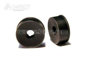 Llantas F+0 MiniZ MR02 20mm CNC Negro