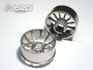 MIniZ Llantas MR03 Aluminio delanteras 8.5mm offset 1