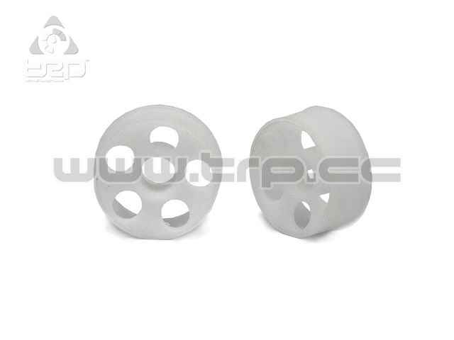Mini-z 2WD Machine Cut 5H Delrin 20mm Wheel Front Offset 3