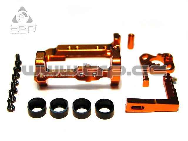 Bancada para MiniZ MR02/MR03 94-98mm LCG Orange