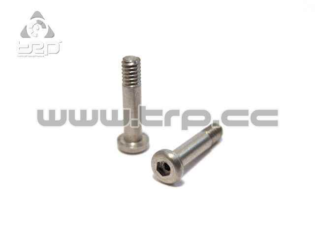 Tornillo Pin para A-Arm en Acero (2u) MiniZ MR02