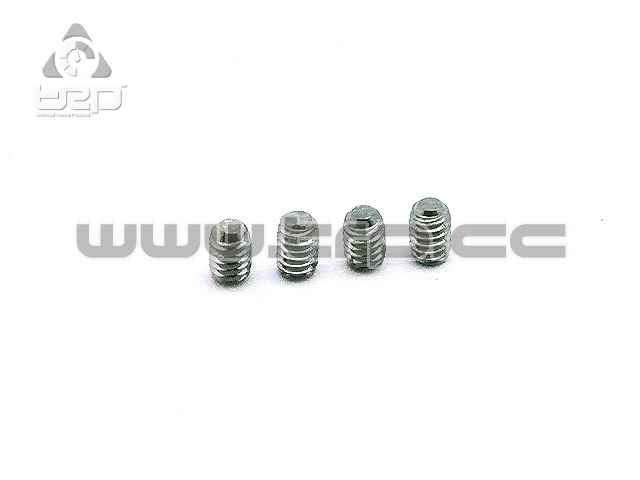 PN Racing Esparragos M2x3 para A-Arm (Hex 0.9)