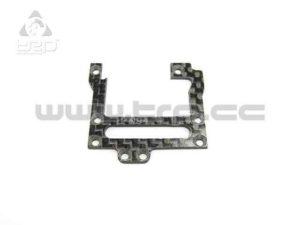 Placa de carbono 94mm para posición RM para MiniZ
