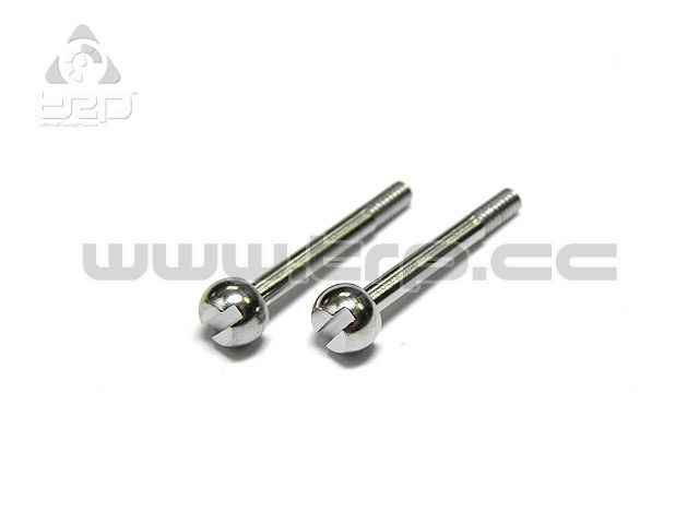King Pins ajustables en Acero para el Mini-Z MR03
