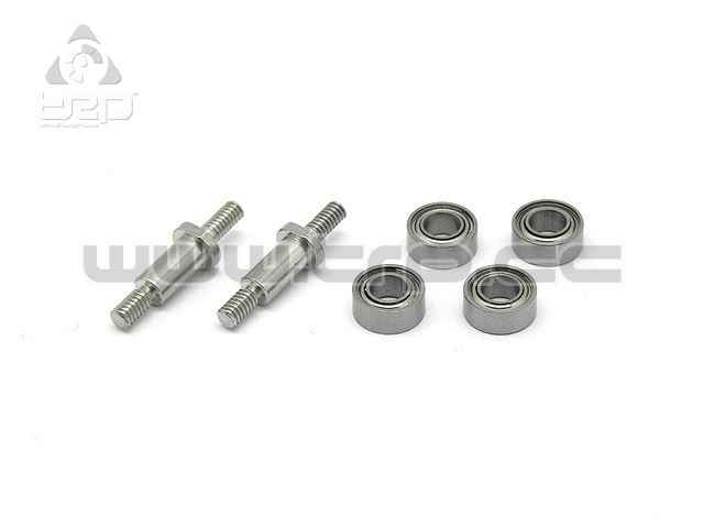 MiniZ MR03 Bearing Enhanced Knuckle axle Set