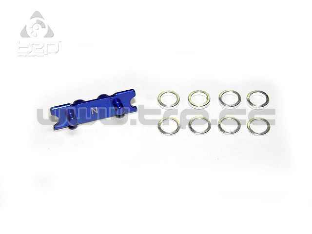 3Racing Narrow Front Spring Holder for MiniZ MR03