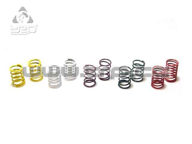 PN Frontal Springs SET for MiniZ MR03 ( 5 Pairs 5 strengthnesses