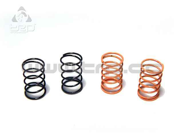PN Frontal springs for Mini Z MR03 Soft strength (2 pairs, Soft