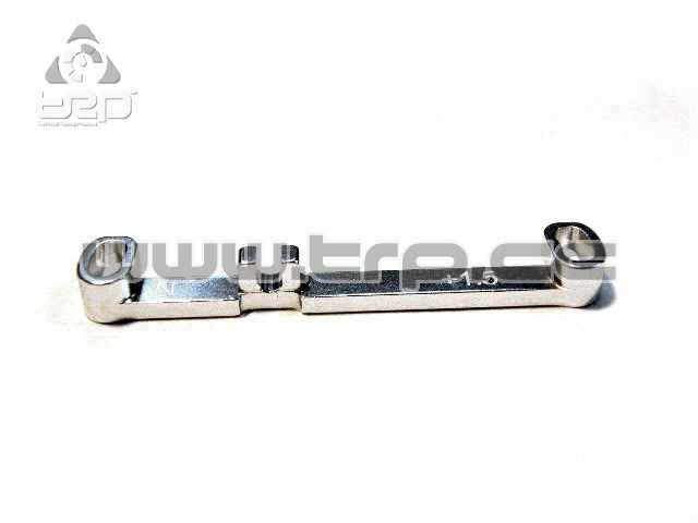 PN Aluminium Steering Bar Narrow Toe-in +1.5 for MR03